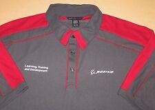 New Boeing Training & Development Polo Shirt XXL 2XL NWOT