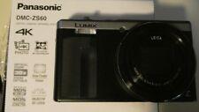 Panasonic Lumix ZS 60 camera with ikelite uw housing & Dome lens