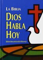 LA BIBLIA DIOS HABLA HOY EDICION INTERCOFESIONAL DE REFERENCIA TAPA DURA