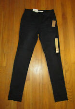 BLACK DISTRESSED SKINNY JEANS - MUDD - SIZE 3 - NEW WITH TAGS - STRETCH