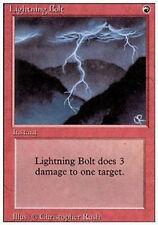 *MRM* ENG  Foudre - Lightning Bolt NM MTG REVISED