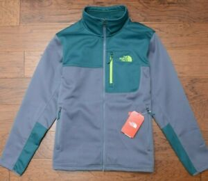 The North Face Men's Apex Risor Water Repellent WindWall Softshell Jacket L