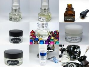 IOS FACTORY Reel Maintenance High grade grease/oil *Combine shipping is FREE!