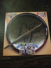 Pearl Jam Christmas Single 2008 Santa Cruz Golden State 2008 ex