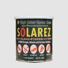 Solarez Vinyl Ester Epoxy Resin Quart