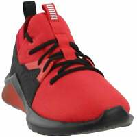 Puma Emergence Lights Fade  Casual Training  Shoes - Red - Mens