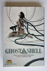 Ghost in the Shell - HS - Shirow Masamune / Mamoru Oshii - Dark Kana 1996 BE