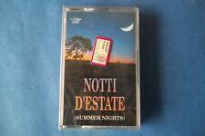 NOTTI D'ESTATE (SUMMER NIGHTS)MC CARTNEY JACKSON BBFOWNE MC1993 WEA SEALED