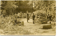 RPPC NY Adirondacks Willsboro Boys Camp Cherokee Camp Fire Essex County