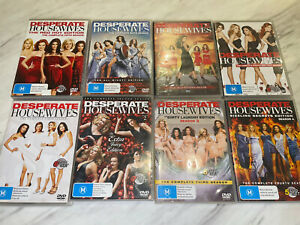 Desperate Housewives Complete Collection Seasons Series 1 - 8 : NEW DVD R4