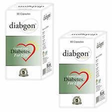 High Blood Glucose Level Supplements For Men And Women Diabgon 120 Capsules