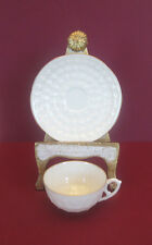 Lenox Demitasse Cup and Saucer Reproduction of First Lenox Piece