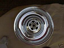 Harley Davidson Chrome Deuce Duece Rear Wheel Rim 17 EXCHANGE