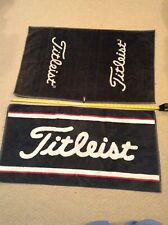 Titleist Performace Tour Golf Towels