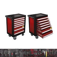 NEW - Tool wagen with 7 Drawer incl. Tools Workshop trolley complete