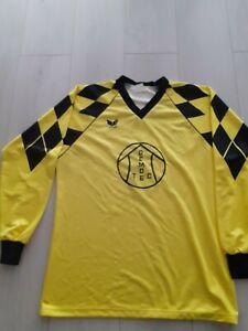 Shirt vintage Erima Lokomotiv Leipzig - Football-Handball -Large-7/8