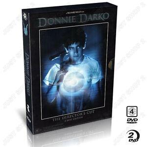 Donnie Darko DVD : Director's Cut - 2 Disc Edition : Brand New (RARE)