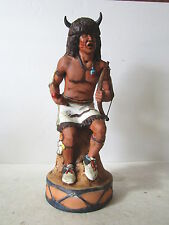 Ski Country Buffalo Dancer Decanter Lists $213.00