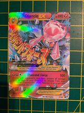 M Diancie EX XY44 - Holo Black Star Promo - Pokemon Card