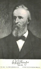 Rutherford B.Hayes,19th President of the United States,1877-1881