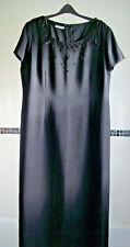 Ladies Black Evening Dress. Size 20. New w/o tags.