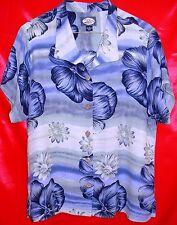 Tommy Bahama Mujer Hawaiian Blusa Rayón Talla M