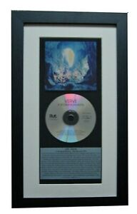 THE VERVE A Storm In Heaven CLASSIC CD Album TOP QUALITY FRAMED+FAST GLOBAL SHIP