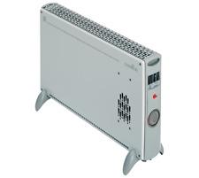 Termoconvettore  Caldorè RT Vortice 800/1200/2000W Riscaldamento 70221