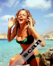 HONOR BLACKMAN IN BATHING SUIT PUSSY GALORE JAMES BOND GIRL 8x10 PHOTO #914