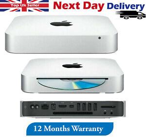 Apple Mac mini Intel Core i5 2.30GHz 4GB RAM 500GB HDD OS High Sierra A Grade