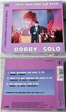 Bobby Solo - Una Lacrima Sul Viso ... Rare WEA-Maxi TOP