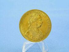Österreich 4 Dukaten 1915 Franz Josef * 13,94 Gramm - 986 Gold *