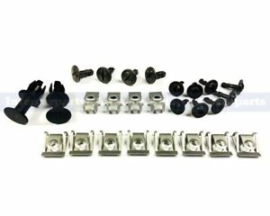 Under Engine Cover Undertray Fitting Kit for Audi A4 B8 A5 Q5