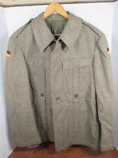 Cold War Era Luftwaffe Serios Wool Military Jacket Mens West Germany Original J7