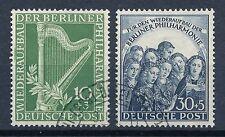 Ungeprüfte Briefmarken aus Berlin (1949-1990) mit Kunst-Motiv