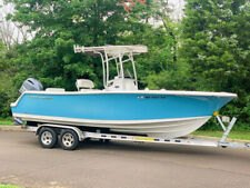 2018 Sportsman Open 232Cc Center Console Fishing Family Boat Loaded Low Hours