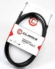 Clarks Universal MTB / Road Bike Stainless Steel Brake Cable & Housing Kit / Set
