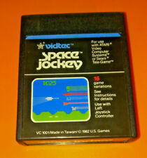 Space Jockey (Atari 2600, TESTED works) [VG CONDITION] Free Shipping