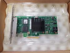 NEU Dell Intel i350-T4 Quad Port 1G Gigabit Ethernet Netzwerkadapter Thgmp FH