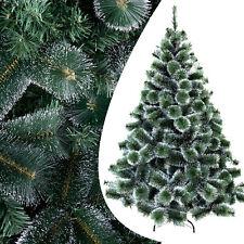 Albero di Natale 60-240cm alberi decorativi Pino aghi neve Natale di pino verde