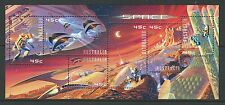 AUSTRALIA 2000 SPACE MINIATURE SHEET UNMOUNTED MINT, MNH