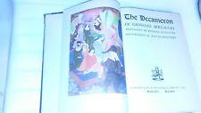 The Decameron Of Giovanni Boccaccio Book