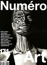 April Numero Magazines for Women in French