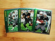 1997 Topps Chrome Football Oakland Raiders TEAM SET