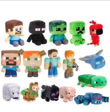 Minecraft Plüschtier Creeper Kuscheltier Soft Plüsch Kinder Geburtstagsgeschenke