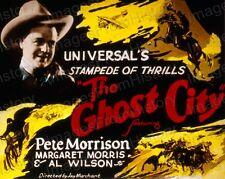 16x20 Poster Pete Morrison Margaret Morris The Ghost City 1923 Universal #2984