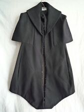 BRUNO PIETERS SQUARE SHOULDER CAPE COAT EU 40 I 44