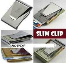 Portafoglio con clip per banconote