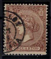 P130461/ SPAIN STAMP / Y&T # 82 USED CERTIFICATE CV 520 $