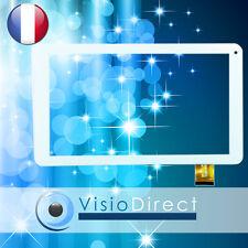 """Vitre ecran tactile pour Archos 101e Neon HXD-1072 10.1"""" blanc"""